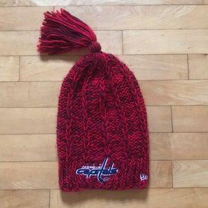 Washington Capitals winter hat